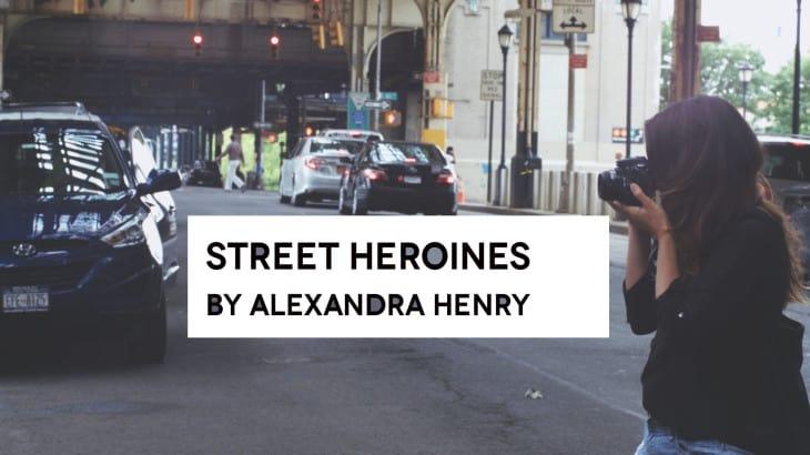 AlexandraHenryStreetHeroines