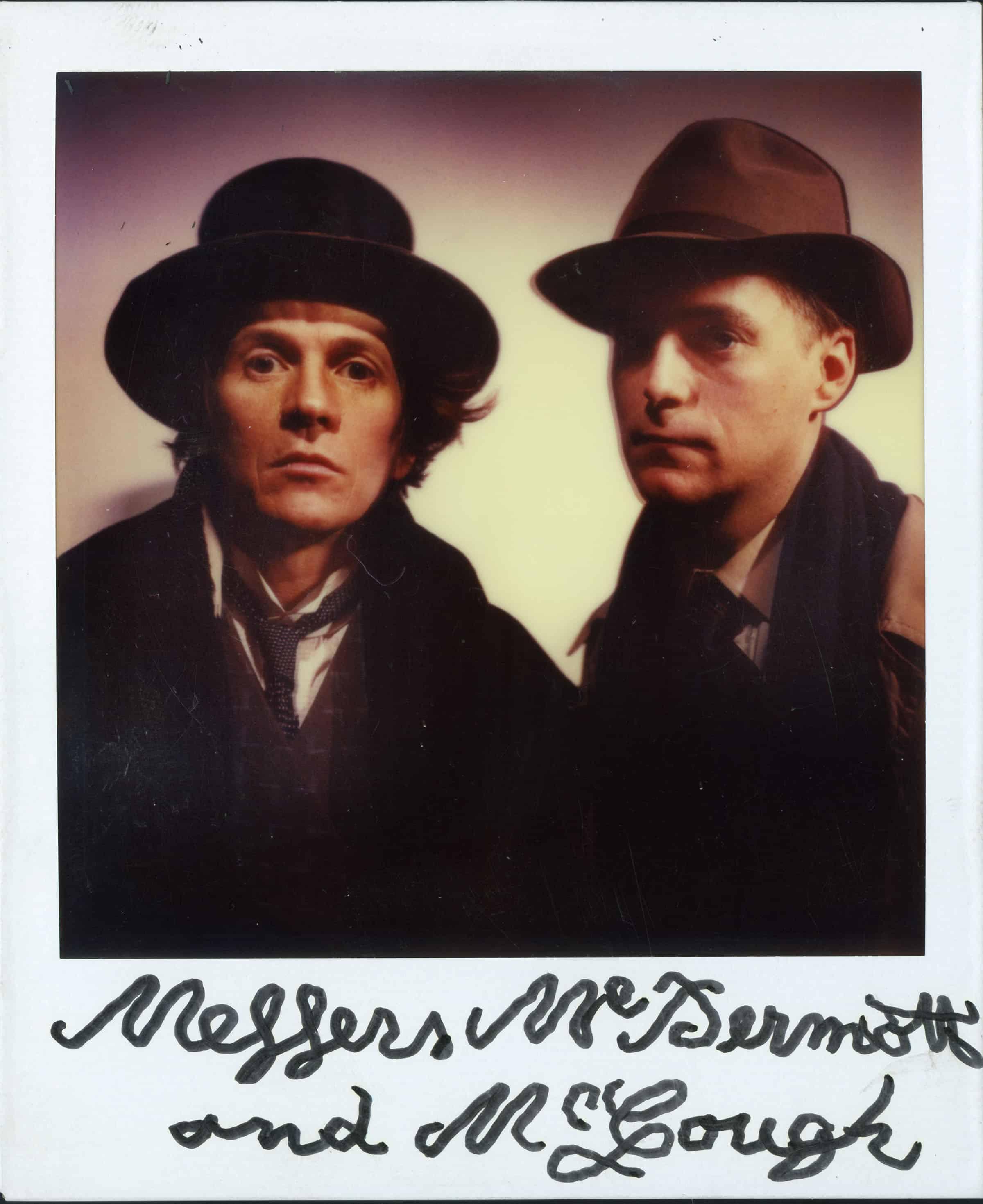 Mc Dermott and McGough_Polaroids342